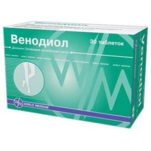 Препарат Венодиол