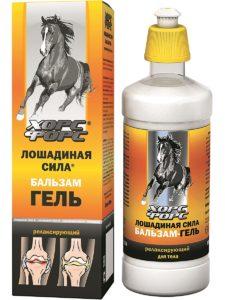 Крем лошадиная сила для суставов